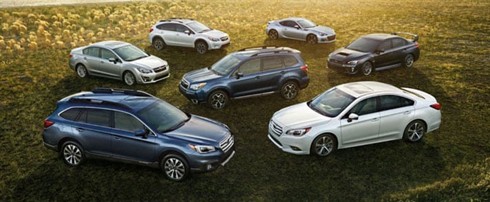 New Subaru Models Bergen County NJ
