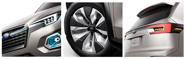 Subaru SUV Concept Vehicle