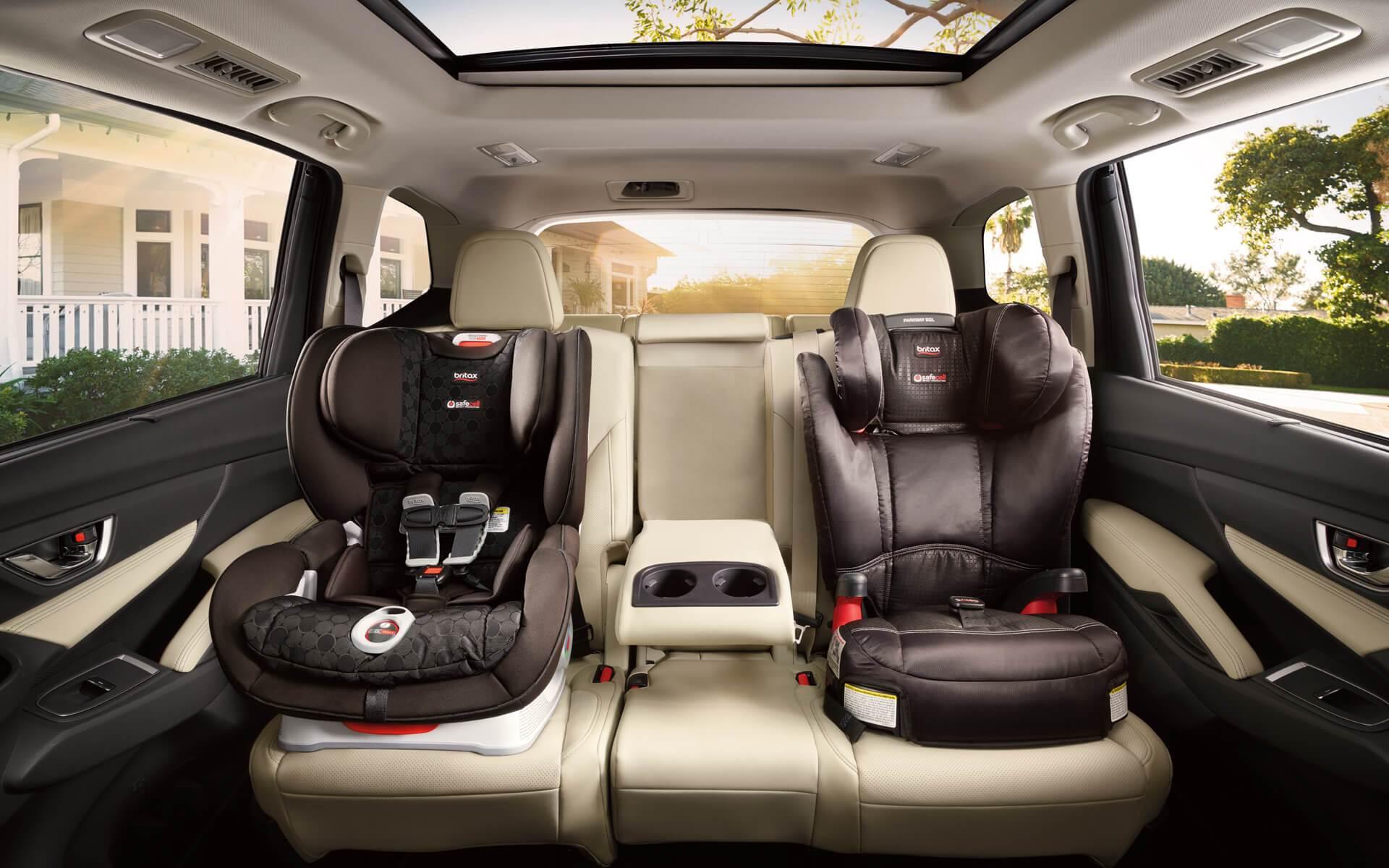 2020 Subaru Ascent Awards