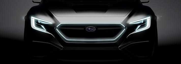 Subaru VIZIV Performance Concept Grille