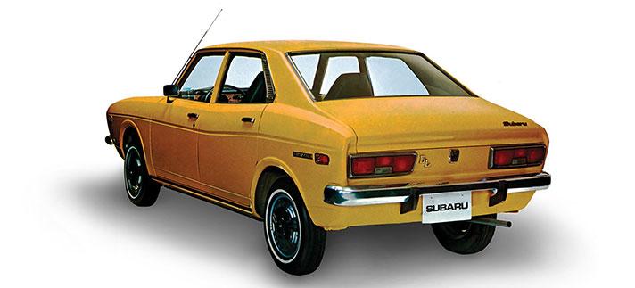 Subaru Leone DL GL