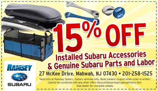 15% Off Accessories, Parts ...