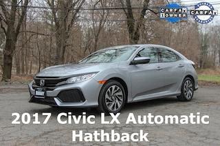 2017 Honda Civic LX Hatchback