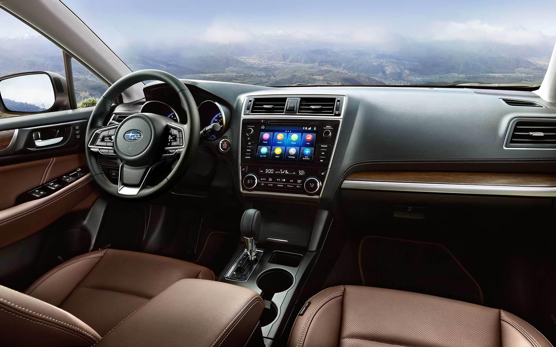 2019 Subaru Outback Offers EyeSight Driver Assist Tech In