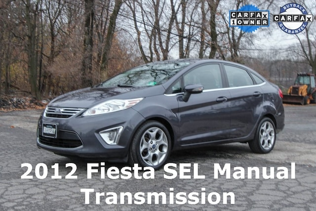 Used 2012 Ford Fiesta For Sale at Ramsey Subaru | VIN