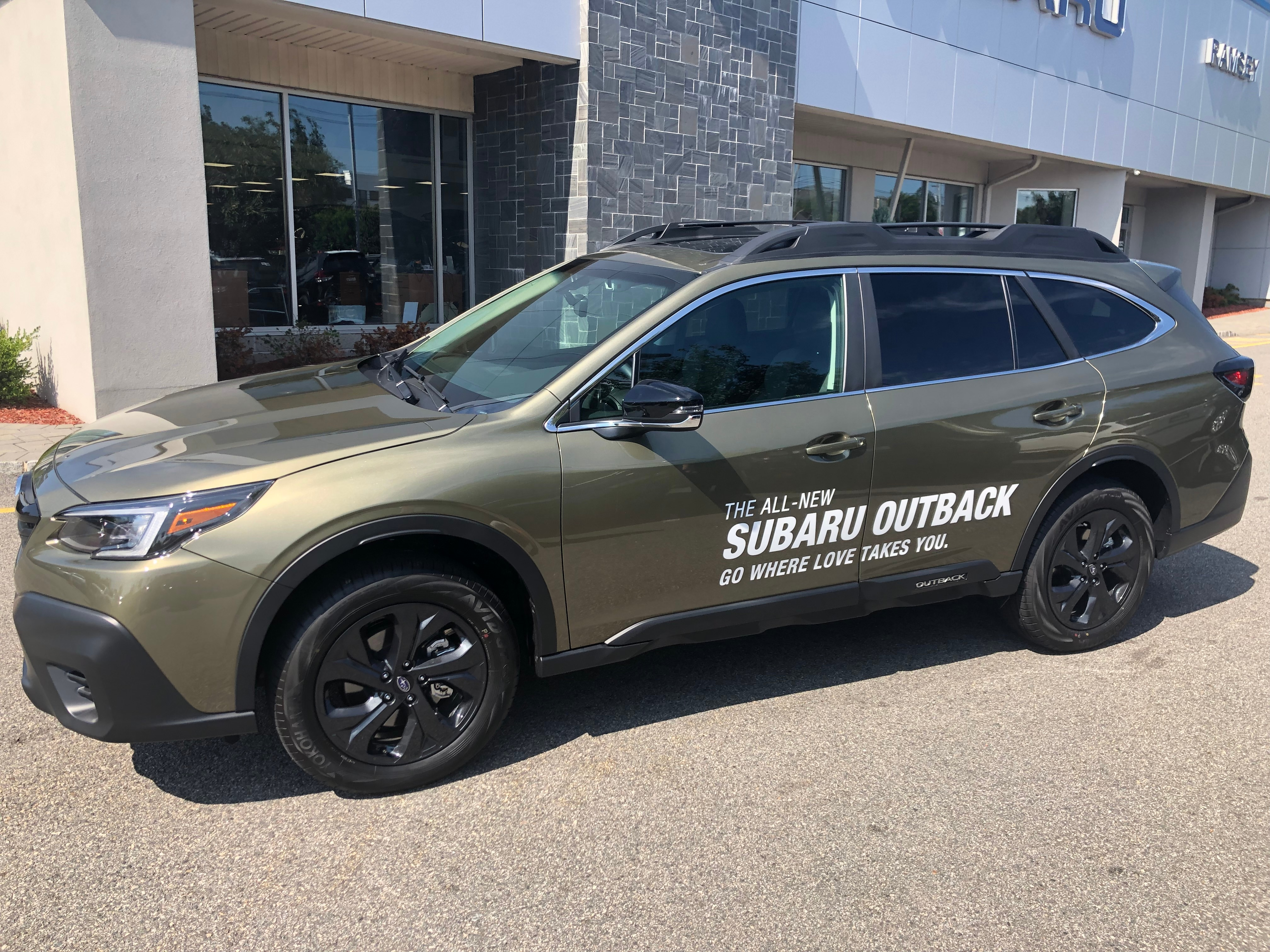 2020 Subaru Outback Preorder NJ