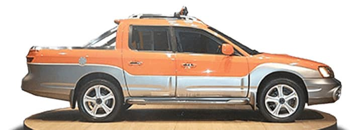 Subaru ST-X