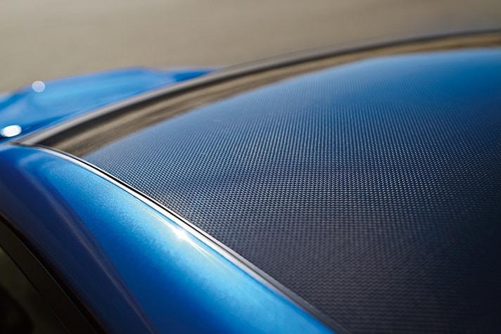 2018 Subaru WRX STI Type RA Carbon Fiber Roof