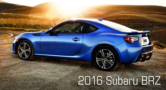2016 Subaru BRZ Bergen County NJ