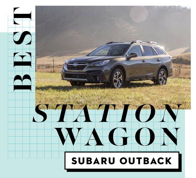 2020 Subaru Outback Good Housekeeping Award