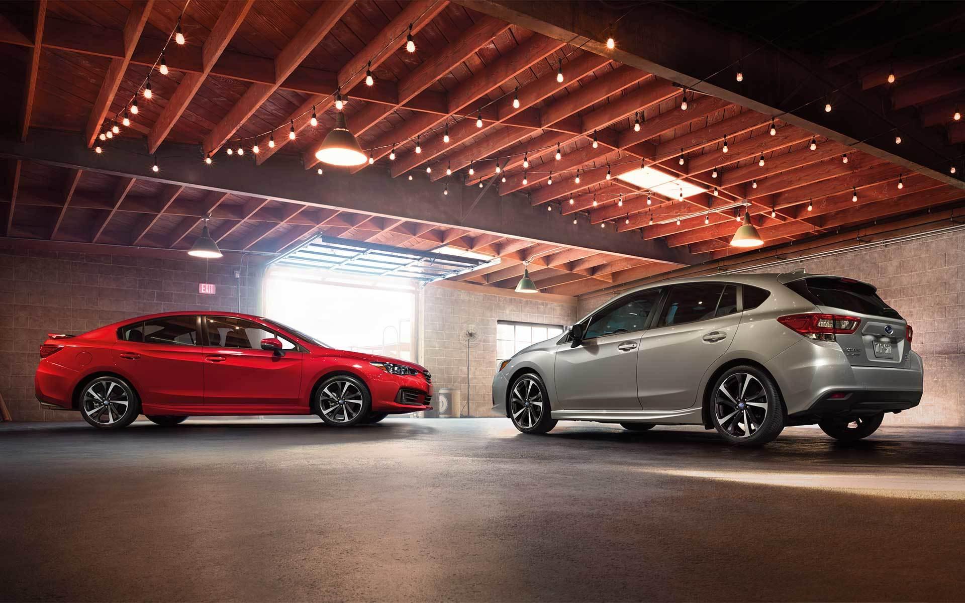 2020 Subaru Impreza Awards