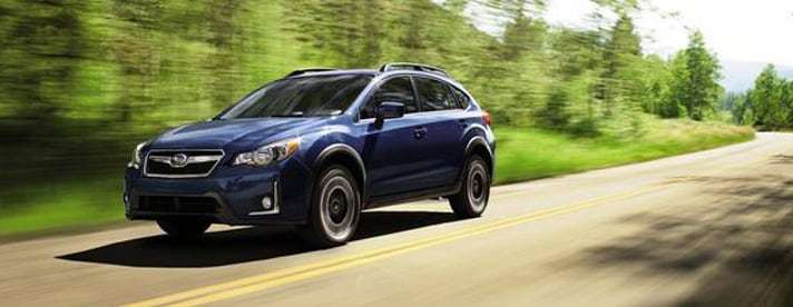 the premium new features of the 2017 subaru crosstrek. Black Bedroom Furniture Sets. Home Design Ideas