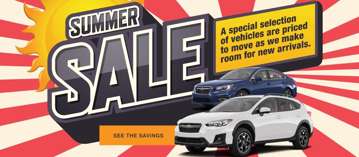 New Subaru Cars NJ | New Subaru Near Wayne and Emerson