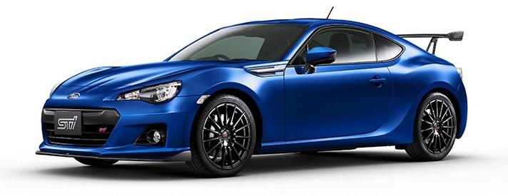 2018 Subaru BRZ tS NJ