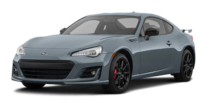 2019 Subaru BRZ Series Gray NJ