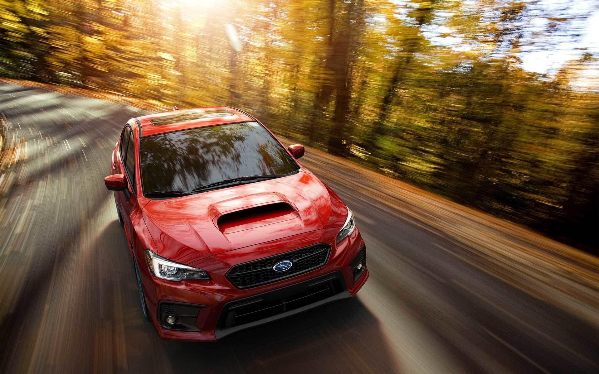 2020 Subaru WRX Awards