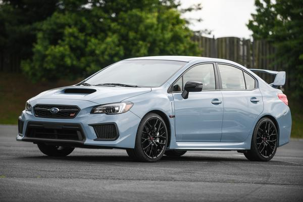 2019 Subaru WRX Series Gray NJ