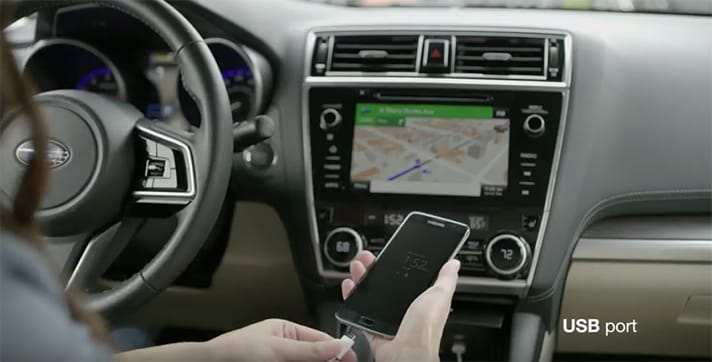 How to Connect Your Phone to Your Subaru STARLINK In-Vehicle