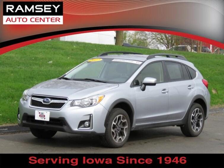 2017 Subaru Crosstrek 2.0i Premium Manual for sale at your used car authority, Des Moines IA