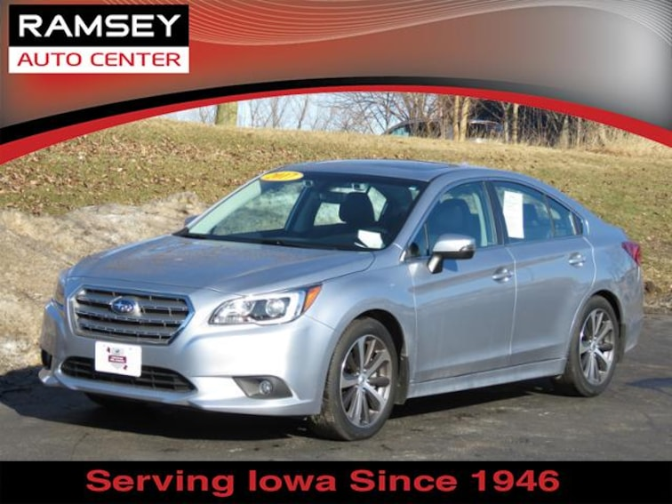 2017 Subaru Legacy 3.6R Limited for sale at your used car authority, Des Moines IA