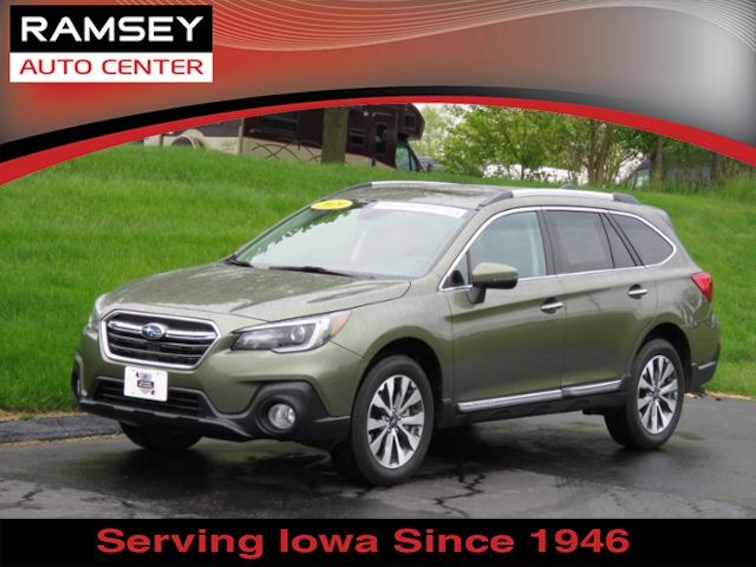 2019 Subaru Outback 2.5i Touring for sale at your used car authority, Des Moines IA