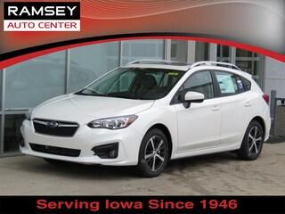 New 2019 Subaru Impreza 2.0i Premium 5-door for sale in Des Moines, IA