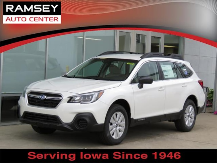 New 2019 Subaru Outback 2.5i SUV for sale in Des Moines IA