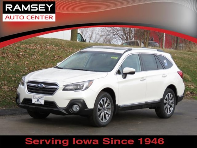New 2019 Subaru Outback 2.5i Touring SUV for sale in Des Moines IA