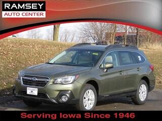 New 2019 Subaru Outback 2.5i Premium SUV for sale in Des Moines, IA