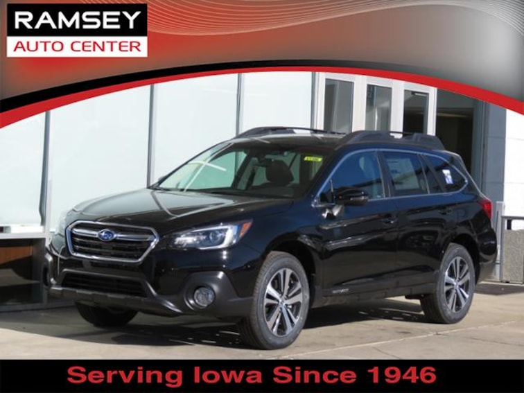 New 2019 Subaru Outback 2.5i Limited SUV for sale in Des Moines IA