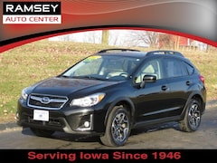 2017 Subaru Crosstrek 2.0i Premium CVT SUV JF2GPABCXHH244728 for sale at your used car authority, Des Moines IA