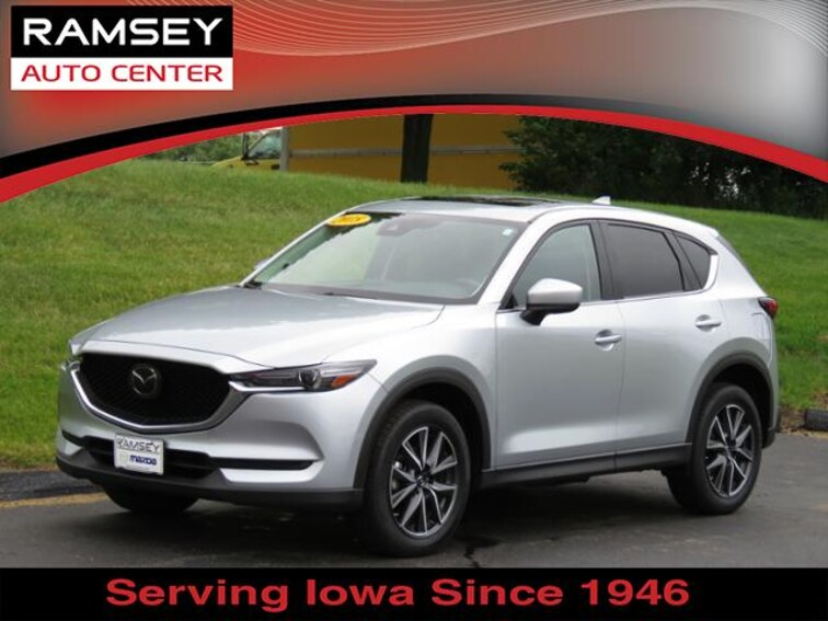 Used Tires Des Moines >> 2018 Certified Used Mazda Cx 5 For Sale Near Des Moines Vin
