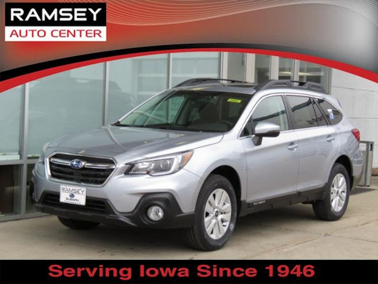 New 2019 Subaru Outback 2.5i Premium SUV for sale in Des Moines IA