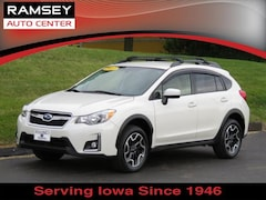 Used 2017 Subaru Crosstrek 2.0i Premium CVT SUV V1354A for sale near Des Moines, IA