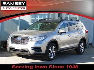 New 2019 Subaru Ascent Premium 8-Passenger SUV for sale in Des Moines, IA