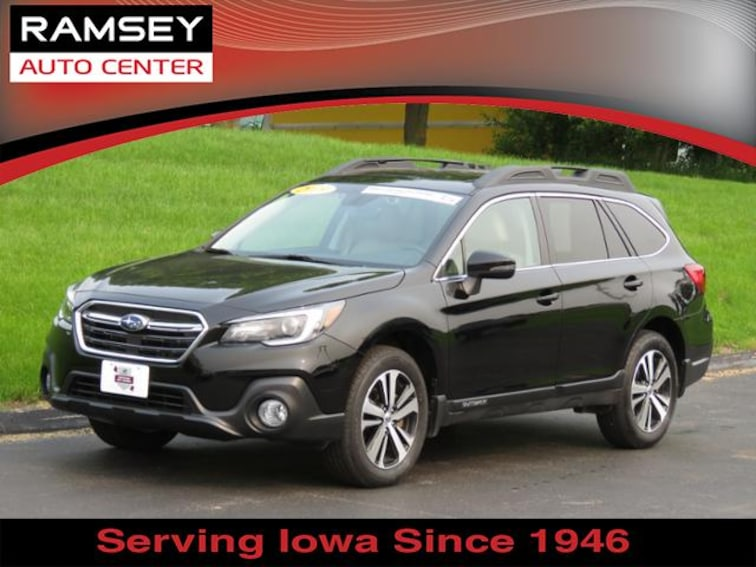 2019 Subaru Outback 2.5i Limited SUV for sale at your used car authority, Des Moines IA