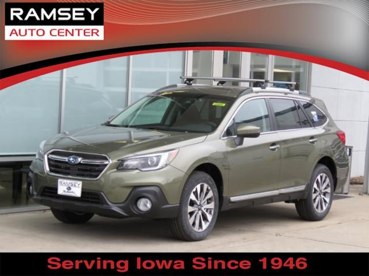 New 2019 Subaru Outback 3.6R Touring SUV for sale in Des Moines IA
