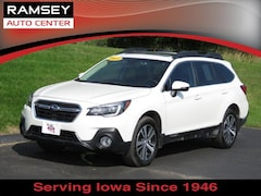 2018 Subaru Outback 2.5i Limited SUV 4S4BSANC6J3252410 for sale at your used car authority, Des Moines IA