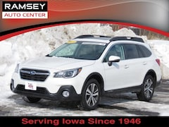 2018 Subaru Outback 2.5i Limited SUV 4S4BSAKC0J3349011 for sale at your used car authority, Des Moines IA