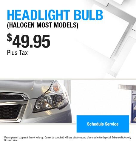 Headlight Bulb (Halogen Most Models)