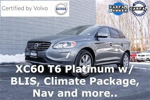 2016 Volvo XC60 T6 Platinum SUV