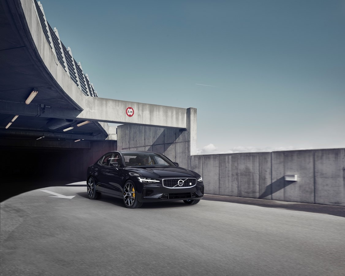 2019 Volvo S60 Polestar NJ