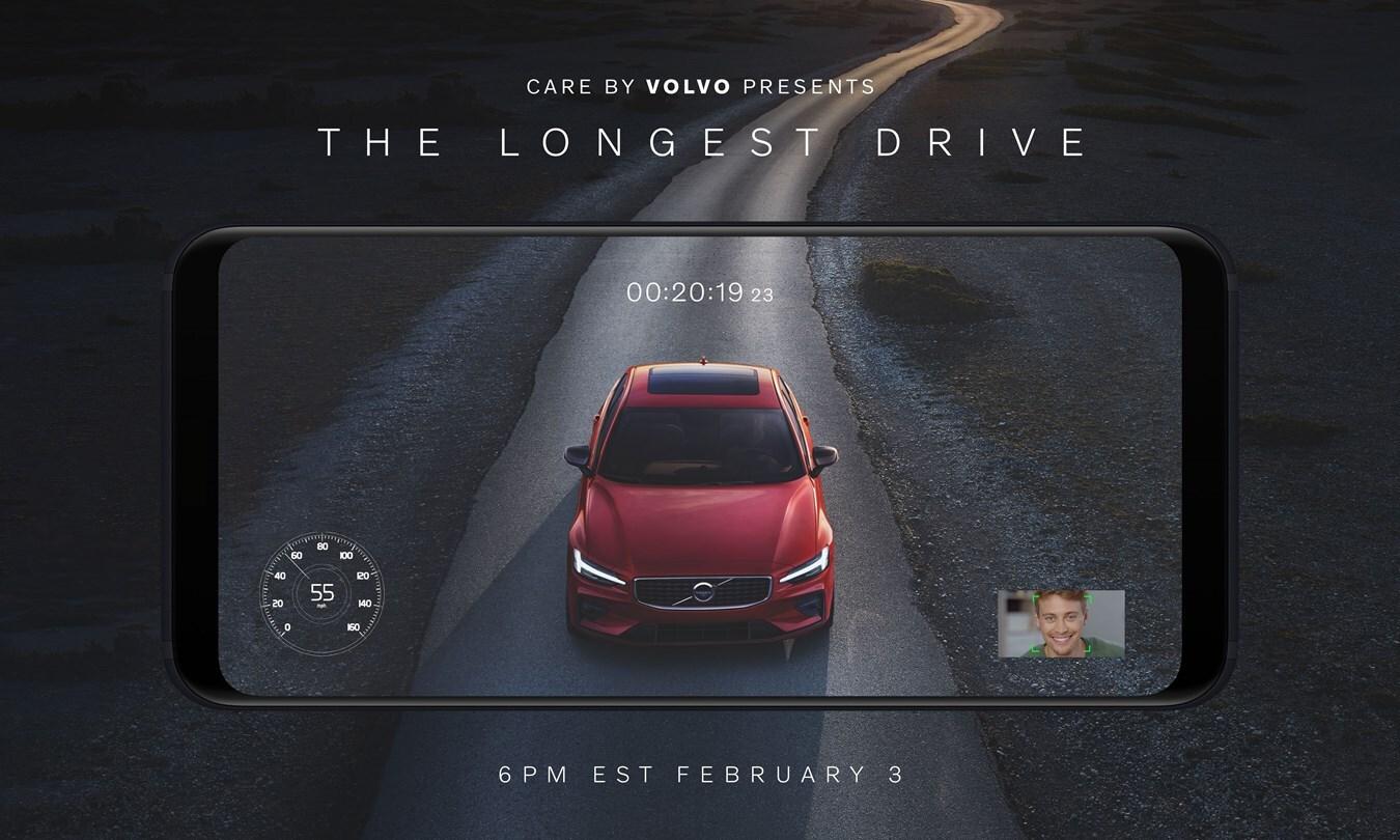 Volvo S60 Longest Drive