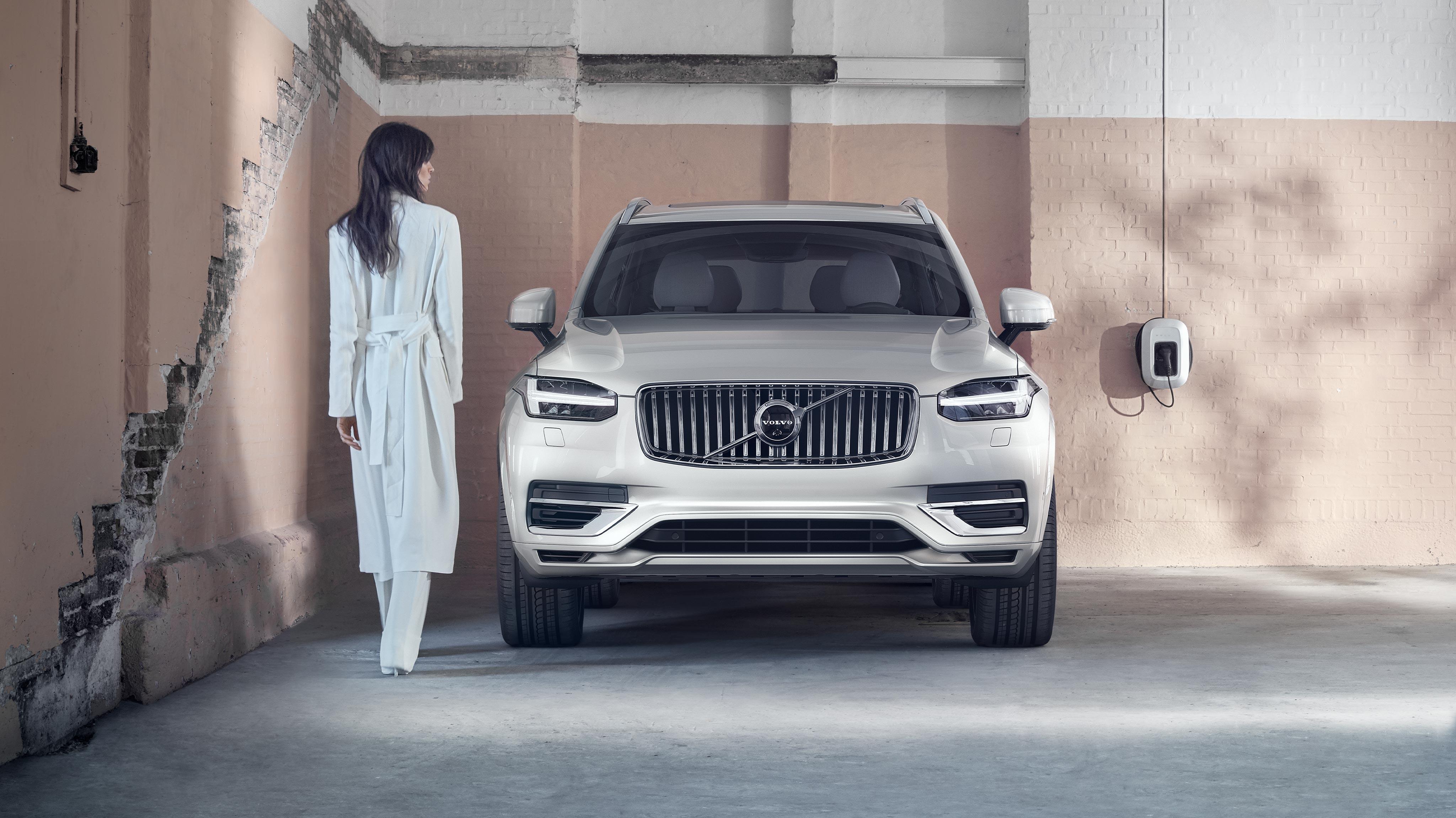 2020 Volvo XC90 Awards