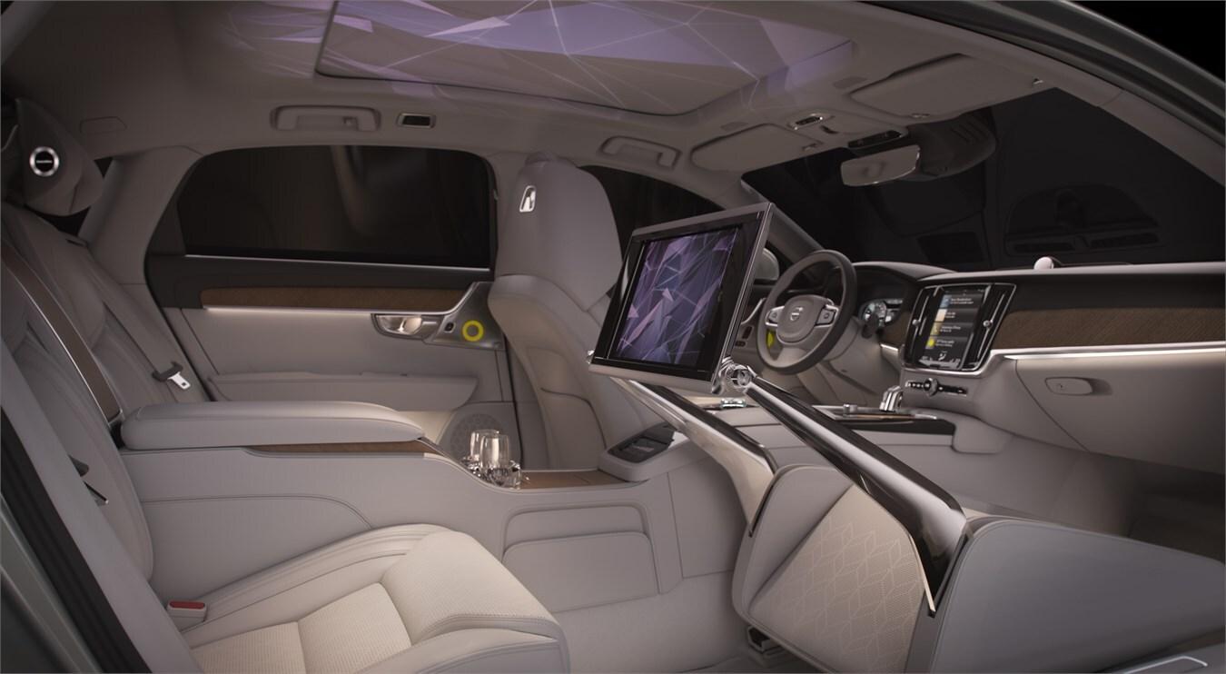 Volvo S90 Ambience Concept NJ