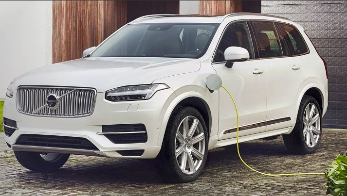 2019 Volvo XC90 Special Lease Deals NJ   XC90 Excellence Hybrid Ramsey