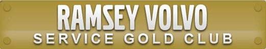 Ramsey Volvo Service Gold Club Members