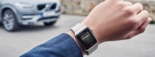 Volvo Sensus On Call App