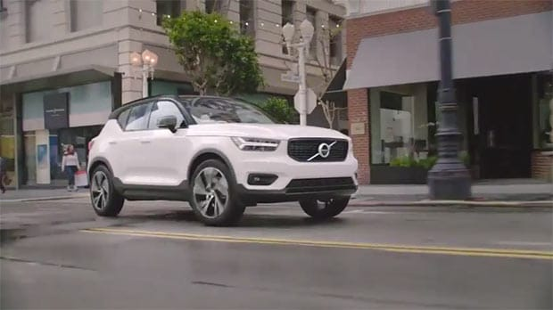 2019 Volvo XC40 Care by Volvo