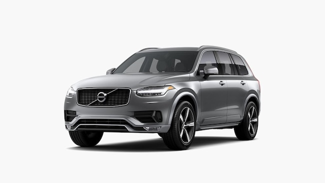 New 2018 Volvo XC90 T5 AWD R-Design (5 Passenger) SUV For Sale/Lease Ramsey, New Jersey